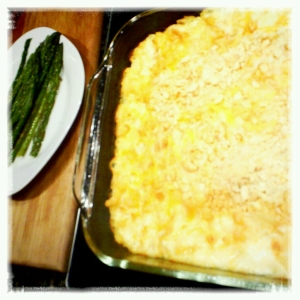 More mac and cheese!