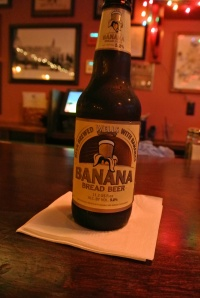 Super pumped it's banana bread beer season!